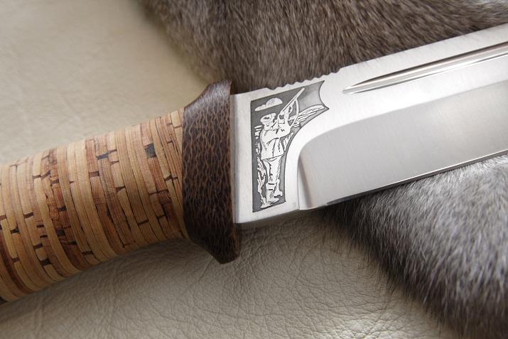 материалы для охотничьего ножа