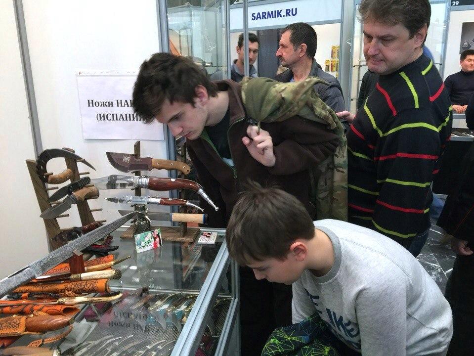 red-tea.ru на выставке арсенал