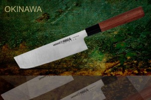 Нож Накири Samura Okinawa SO-0174