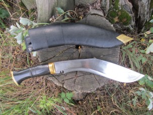 "Кукри Nepal Kukri House 10"" World War II Horn"