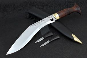 "Кукри Nepal Kukri House 10"" Chainpure Domestic"