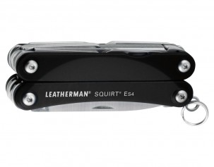 Мультитул Leatherman Squirt Es4 Black 13 функций 831243