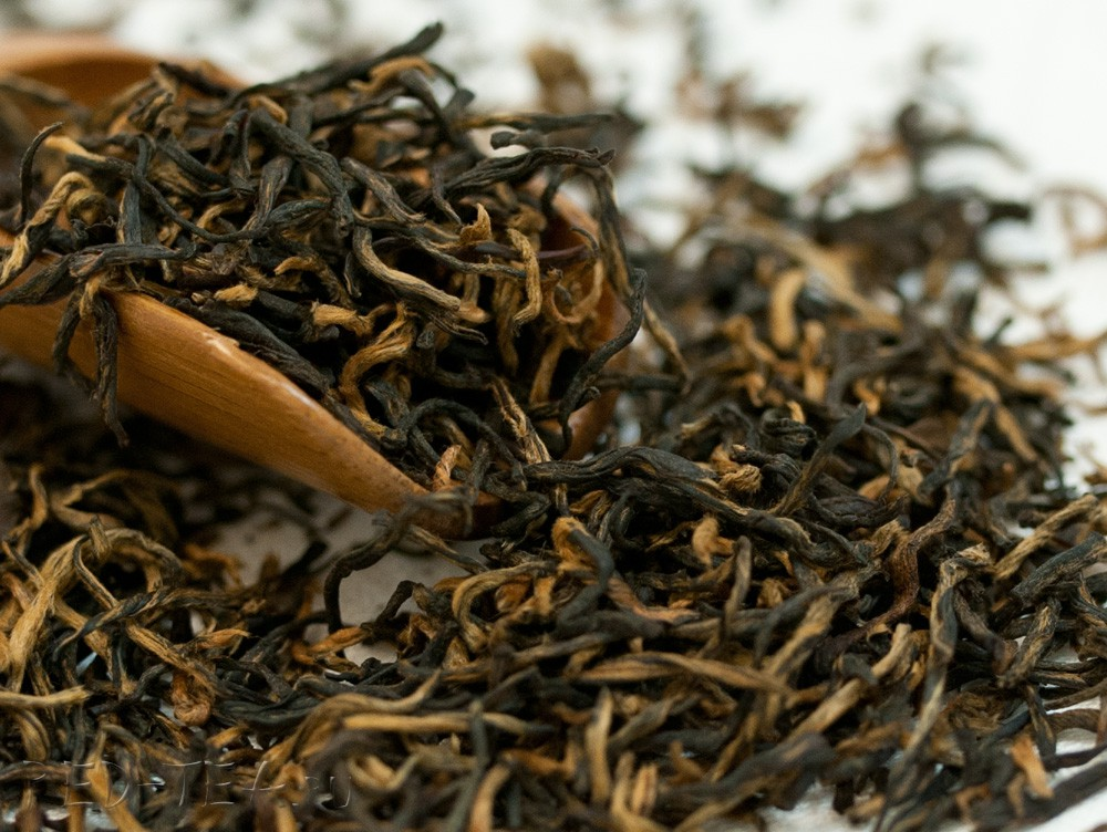 Чай золотые брови
