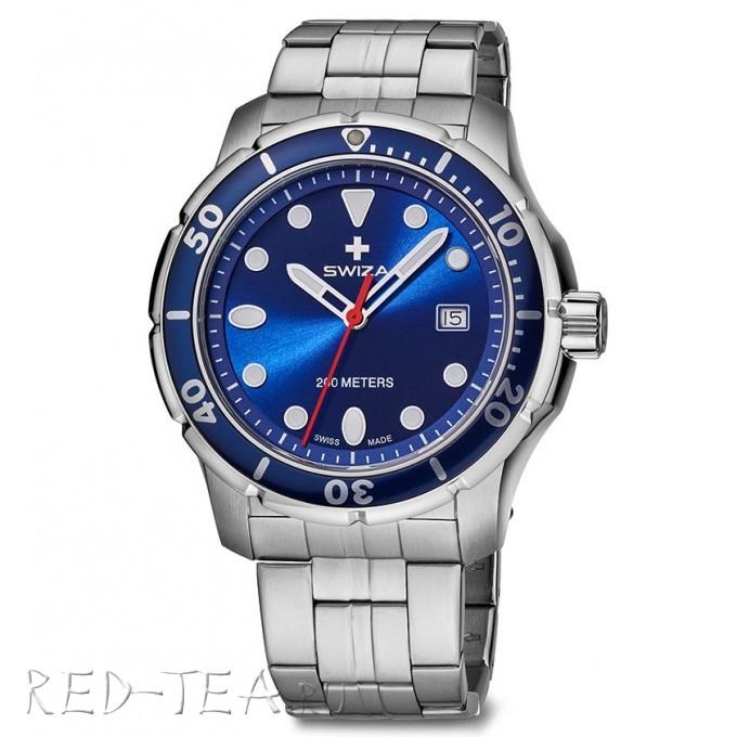 a4c8e4251e87 Купить швейцарские часы Swiza! Жми!! WAT.0461.1005 - Часы наручные ...